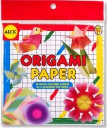 Origami Foi pretiparite cu diverse modele Alex Toys Jucarii Interactive