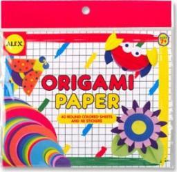 Origami Hartie circulara Alex Toys Jucarii Interactive