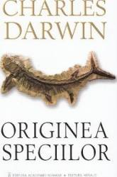 Originea speciilor - Charles Darwin Carti