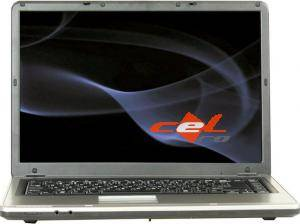imagine Notebook Prestigio Nobile 350 Celeron M 430 1.73GHz