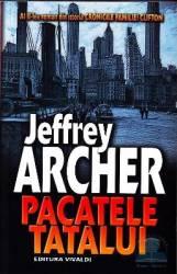 Pacatele tatalui - Jeffrey Archer Carti