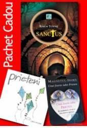 Pachet - Sanctus + Prieteni + Magnet