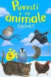 Pachet 6 carti Povesti cu animale - Jill Tomlinson