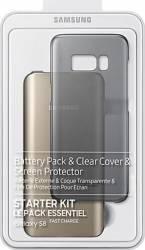 Pachet accesorii Starter Kit pentru Samsung Galaxy S8 (G950) Acumulatori Baterii Incarcatoare