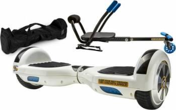 Pachet Combo Hoverkart + Hoverboard MonkeyBoard  6.5inch + Geanta transport Vehicule electrice