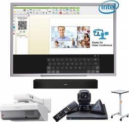 Pachet Interactiv Colaborativ Business SONY 101 inch - 254 cm Table si Ecrane interactive