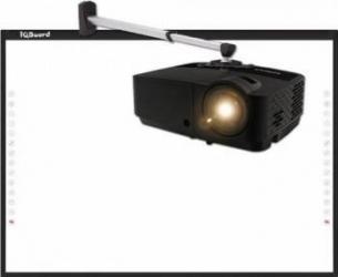Pachet Interactiv EDU Basic Light InFocus ST 87 inch - 221 cm Table si Ecrane interactive