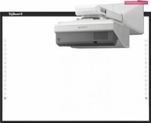 Pachet Interactiv EDU Profesional SONY UST 83 inch - 210 cm Table si Ecrane interactive