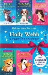 pret preturi Pachet Prima mea lectura Holly Webb 5 carti