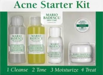 Pachet promo Mario Badescu Acne Starter Kit