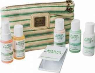 Pachet promo Mario Badescu Facial Spray + Body Soap + Body Lotion + Cleasing Gel + Hand Cream