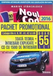 Pachet promotional Categoriile A B BE A1 A2 si AM - Marius Stanculescu