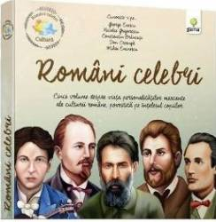 Pachet Romani celebri Cultura 5 volume