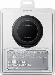 Pachet Samsung Starter Kit 2 pt. Galaxy S8 Black