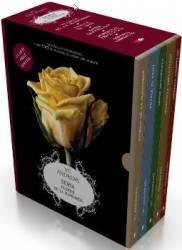 Pachet Seria Florile de la mansarda 5 carti - V.C. Andrews