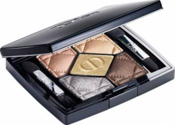 Paleta de culori Christian Dior 5 Couture Colours - 566 Make-up ochi