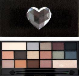 Paleta de culori Makeup Revolution London I Love Makeup - Naked Underneath Make-up ochi