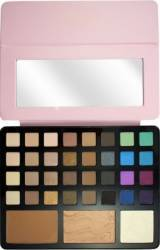 Paleta de culori Makeup Revolution London Katie Price Travel Make-up ochi