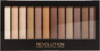 Paleta de culori Makeup Revolution London Redemption - Essential Shimmers Make-up ochi