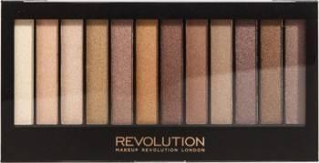 Paleta de culori Makeup Revolution London Redemption - Essential Shimmers Make-up ochi