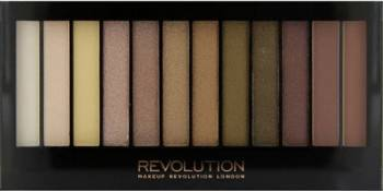 Paleta de culori Makeup Revolution London Redemption - Iconic Dreams Make-up ochi
