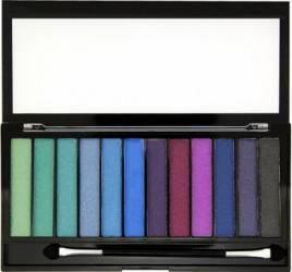 Paleta de culori Makeup Revolution London Redemption Mermaids Vs Unicorns Make-up ochi