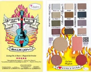 Paleta de culori TheBalm Balm Joci Rockstar