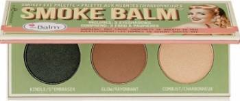 Paleta de culori TheBalm Smoke Balm Volume 1 Make-up ochi