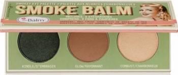 Paleta de culori TheBalm Smoke Balm Volume 1 Make-up ochi