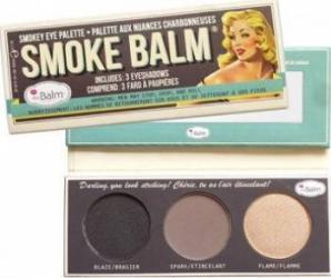 Paleta de culori TheBalm Smoke Balm Volume 2