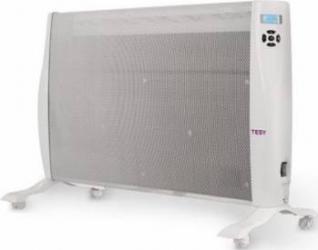 Panou radiant Tesy MC20112 putere 2000W montare podeaperete reglare automata display timer telecomanda Aparate de incalzire