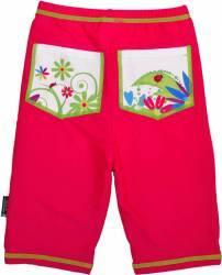 Pantaloni Flowers marime 110- 116 protectie UV Swimpy Jucarii de exterior