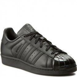 super promocje oryginalne buty kod promocyjny Pantofi sport Adidas Superstar Glossy Toe BB0684 negru 38 - 38 EU
