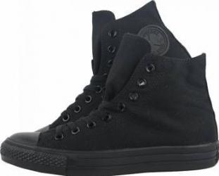 Pantofi Sport Barbati CONVERSE CHUCK TAYLOR AS CORE HI Black Marimea 43 Incaltaminte barbati