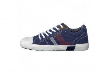 buy online 5efe3 9292e Pantofi sport barbati din textil marca s.Oliver 13609-42-15 bleumarin