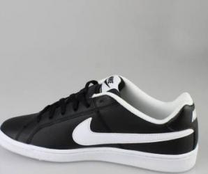 7d79afb7c6bb6 Pantofi sport barbati Nike Court Royale Alb Negru M46 Incaltaminte barbati