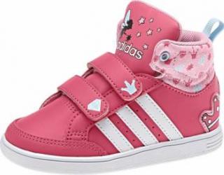 c3ac7403cd Pantofi sport copii ADIDAS HOOPS CMF MID INF CG5738 Marimea 25