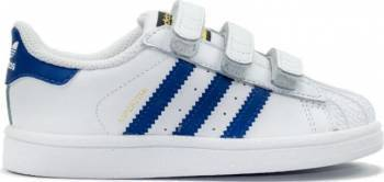 Pantofi sport copii ADIDAS SUPERSTAR CF I BZ0421 Marimea 20 Incaltaminte copii