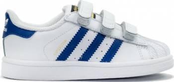 Pantofi sport copii ADIDAS SUPERSTAR CF I BZ0421 Marimea 21 Incaltaminte copii