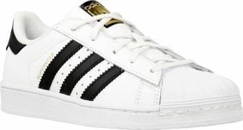 on sale 448f2 b5bcc pret preturi Pantofi sport copii ADIDAS SUPERSTAR FOUNDATIO WH Marimea 29