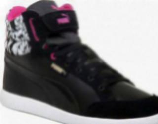 Pantofi Sport Copii PUMA IKAZ MID STRAP JR Marimea 39 Incaltaminte copii