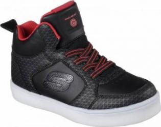 Pantofi sport copii SKECHERS Energy Lights Tarvos Marimea 34 Incaltaminte copii