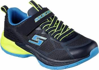 Pantofi sport copii SKECHERS LUNAR SONIC 97700L-NVBL Marimea 33 Incaltaminte copii