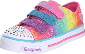 Pantofi Sport Copii SKECHERS SHUFFLES- RAINBOW MADNESS Marimea 30 Incaltaminte copii