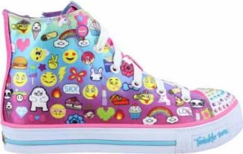 Pantofi Sport Copii SKECHERS SHUFFLES CHAT TIME Marimea 31 Incaltaminte copii