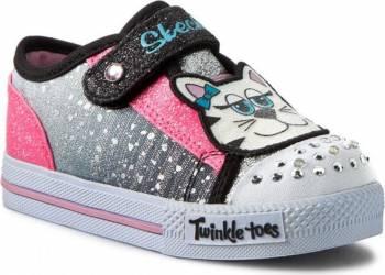Pantofi Sport Copii SKECHERS SHUFFLES-PLAY DATES Marimea 24 Incaltaminte copii