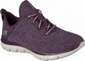Pantofi sport femei SKECHERS FLEX APPEAL 2.0-BOLD MOVE 12773-PLUM Marimea 36.5 Incaltaminte dama