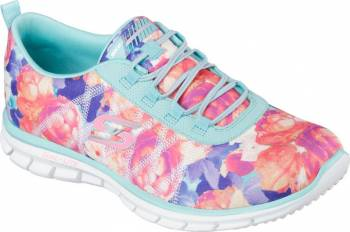Pantofi Sport Femei SKECHERS GLIDER POSIES Marimea 38 Incaltaminte dama