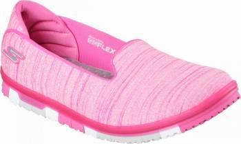 Pantofi Sport Femei SKECHERS GO MINI FLEX Pink Marimea 36 Incaltaminte dama
