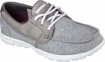 pret preturi Pantofi Sport Femei SKECHERS ON THE GO HEADSAIL Grey Marimea 39